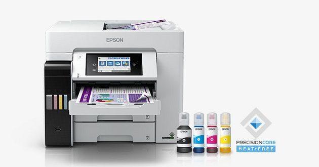 Epson presenta dos nuevas impresoras y apunta al teletrabajo