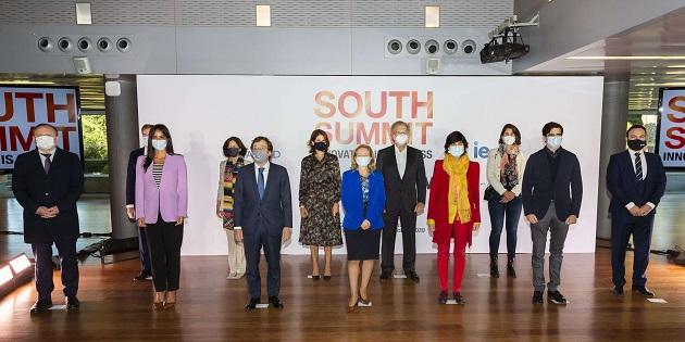 Inauguración South Summit 2020