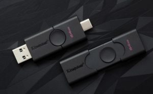 Kingston DataTraveler Duo