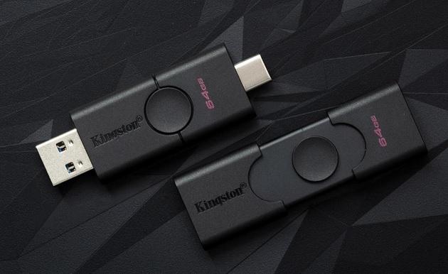 Kingston DataTraveler Duo