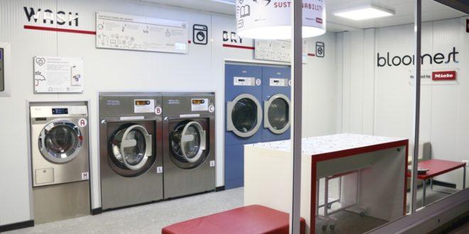 Las lavanderías autoservicio de Miele crean un plan para inversores del sector de la construcción y la inmobiliaria