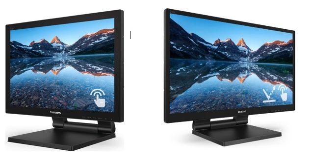 MMD amplía la serie B Line de Philips con pantallas táctiles interactivas