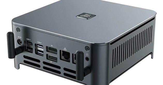 Este PC compacto puede montar un potente Core i9 10880H