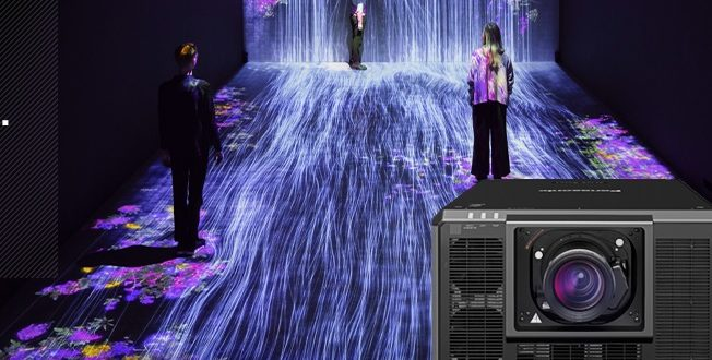 Panasonic Business lanza su nueva serie de proyectores PT-RQ35K