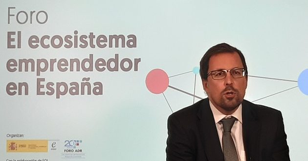 Raül Blanco, secretario general de Industria