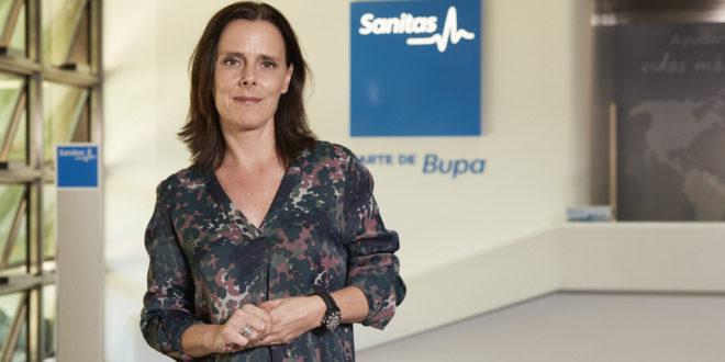 Ine Snater, de Sanitas Seguros: «El eHealth es una de las principales palancas estratégicas para nosotros»