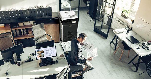 Sharp BP-30C25, una impresora multifunción compacta pero llena de posibilidades