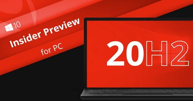Microsoft ha comenzado el despliegue de Windows 10 20H2 (October 2020 Update)