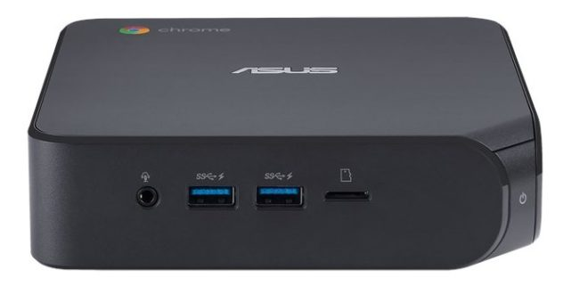 ASUS Chromebox 4, un mini PC con soporte de hasta tres pantallas