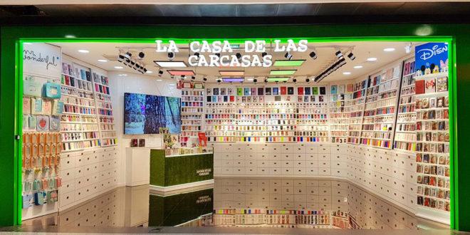 La Casa de las Carcasas sigue creciendo y ya alcanza la cifra de 200 tiendas en España, Portugal e Italia