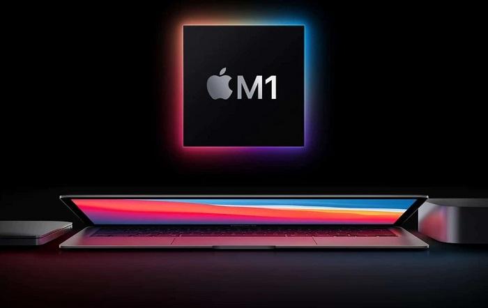 SoC Apple M1X