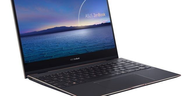 Nuevo ASUS ZenBook Flip S, un convertible ultraligero de primer nivel