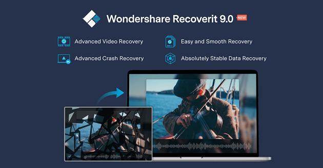 Wondershare Recoverit: recupera tus archivos borrados o eliminados en pocos segundos