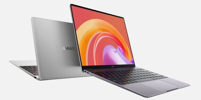 Nuevo Huawei MateBook 13 2021 con CPU Intel Tiger Lake y GeForce MX450