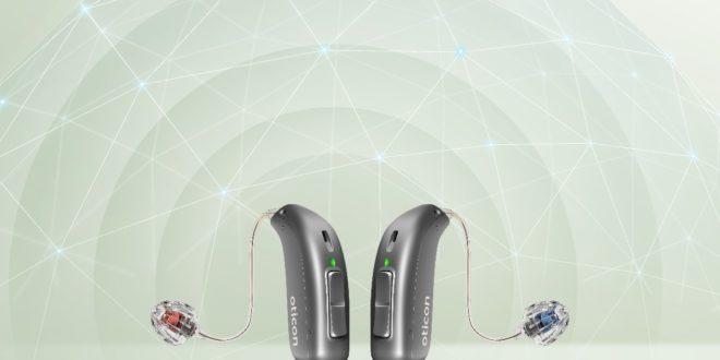 Oticon More, el audífono que permite utilizar la tecnología inteligente para imitar la forma en que funciona el cerebro