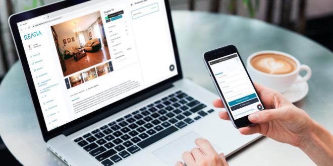 La plataforma de Inteligencia Artificial para agentes inmobiliarios, Reatia, ya está en España