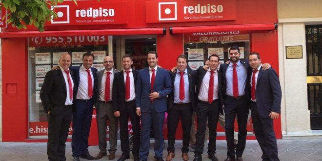 Redpiso saca al mercado la primera franquicia inmobiliaria digital de España