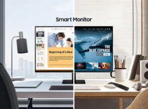 Samsung Smart Monitor M5 y M7