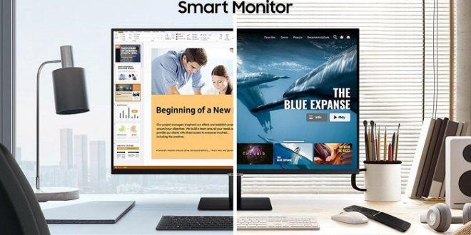 Nuevos Samsung Smart Monitor M5 y M7: especificaciones y precios