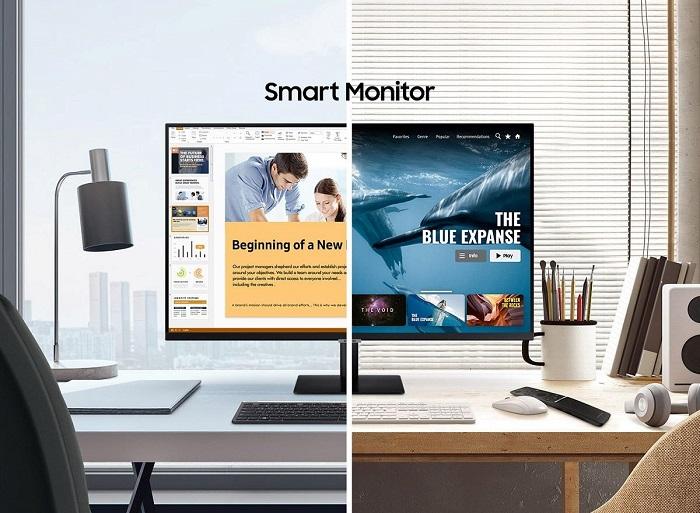 Samsung Smart Monitor M5 y M7