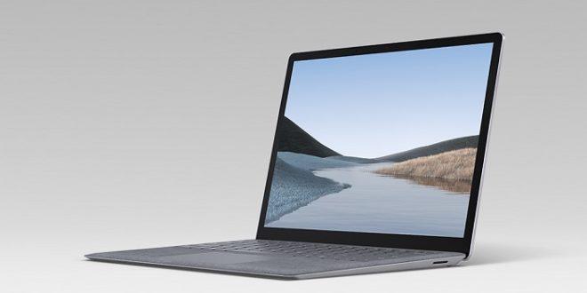 Microsoft podría lanzar el Surface Laptop 4 en abril