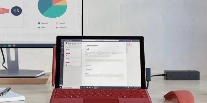 Microsoft libera la primera actualización de firmware para el Surface Pro 7 Plus