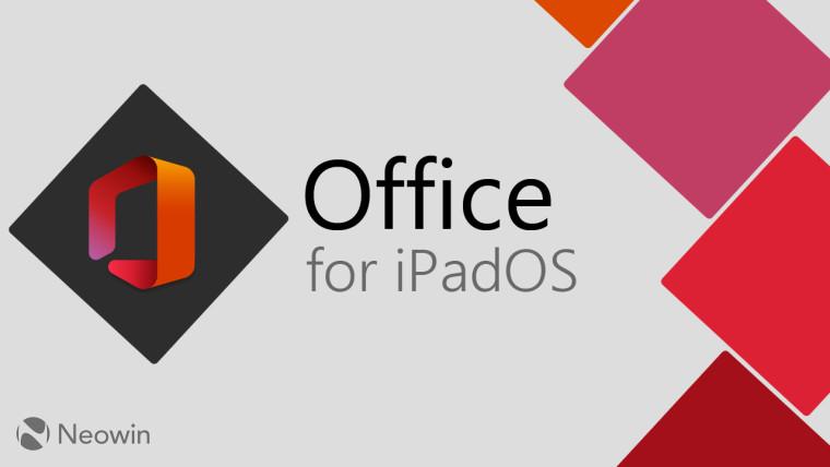 Office iPadOS