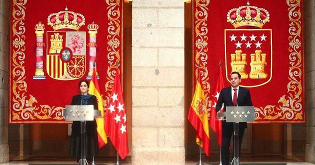 Madrid presenta su plan para los Fondos Europeos de Recuperación con más de 200 proyectos