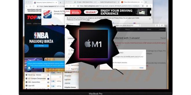 Si tienes un Mac con SoC Apple M1 cuidado, ya existe malware dedicado que puede hacer mucho daño