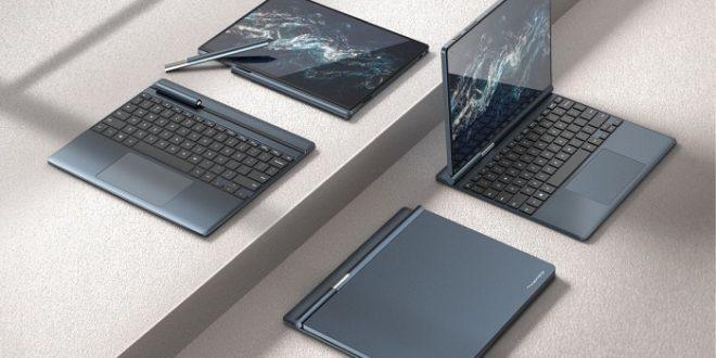 Compal Axis: un dos en uno con un diseño innovador