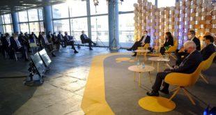 Foro Fondos Europeos mesa empresarial