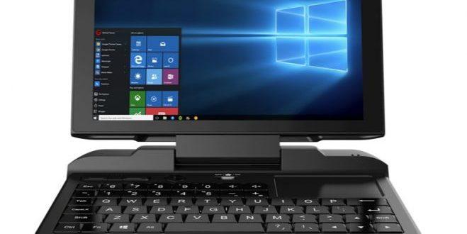 GPD microPC: un portátil de 6 pulgadas con teclado y almohadilla táctil