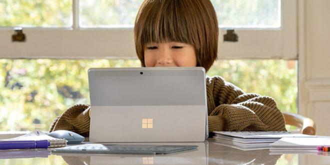 Microsoft lanza actualizaciones importantes para Surface Go y Laptop Go