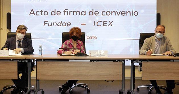 ICEX España y Fundae amplían los recursos formativos gratuitos para empresas en «Digitalízate»
