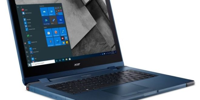Acer ENDURO Urban, un portátil reforzado con procesadores Intel Core 11