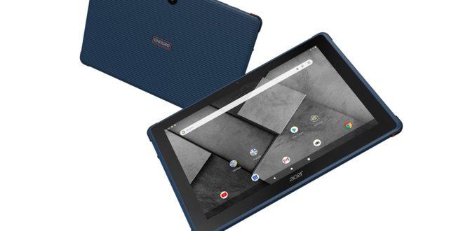 Acer Enduro Urban T1, una tablet reforzada económica y equilibrada