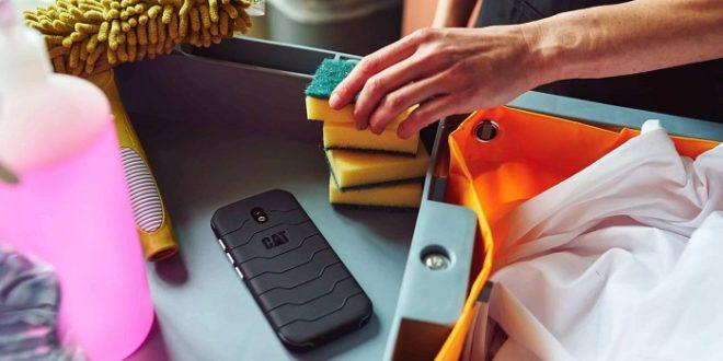 Cat S42 H+, un nuevo smartphone reforzado y con un tratamiento antibacteriano