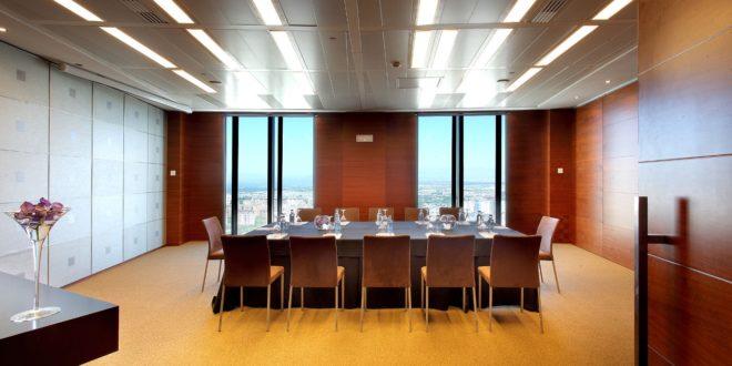 Eurostars Madrid Tower propone reuniones «XS en un hotel XL»