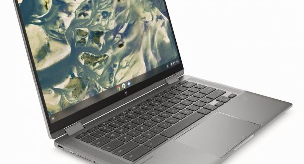 Nuevo HP Chromebook x360 14c, un convertible premium con Intel Tiger Lake