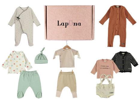 Lapona: alquila ropa de bebé por suscripción y cámbiala cuando se le quede pequeña