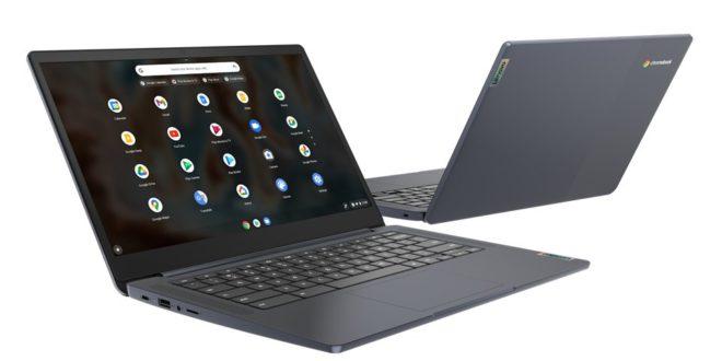 Nuevo Lenovo IdeaPad 3 Chromebook, especificaciones