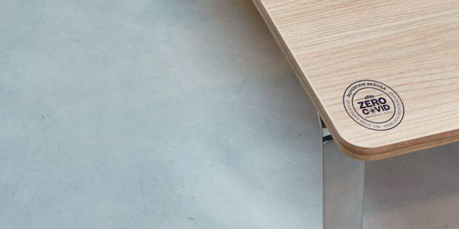 La demanda de mobiliario «zero COVID» aumenta considerablemente en las últimas semanas
