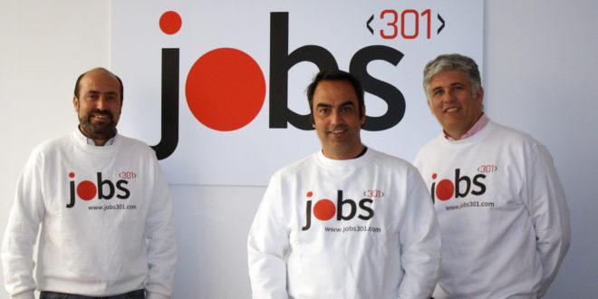 Jobs301 nace como plataforma de empleo para colocar a los profesionales IT y digitales en el centro