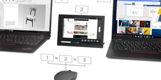 Lenovo refuerza su apuesta por los accesorios con Go
