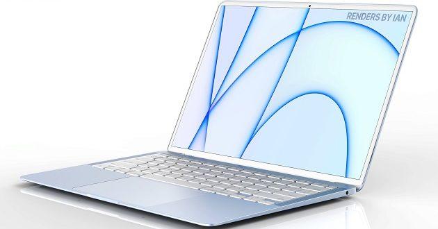 Los próximos MacBook de Apple vendrán en varios colores