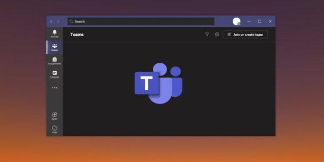 Microsoft Teams mejora la interfaz de usuario para compartir la pantalla