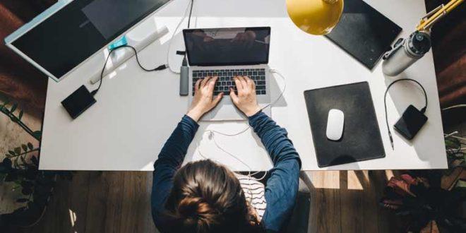 La formación también es fundamental para los empleados que trabajan a distancia