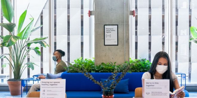 El futuro del trabajo va a ser completamente híbrido, según WeWork