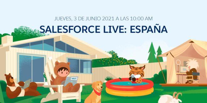 Salesforce Live: España, ¿hablamos del futuro del trabajo y de la digitalización?