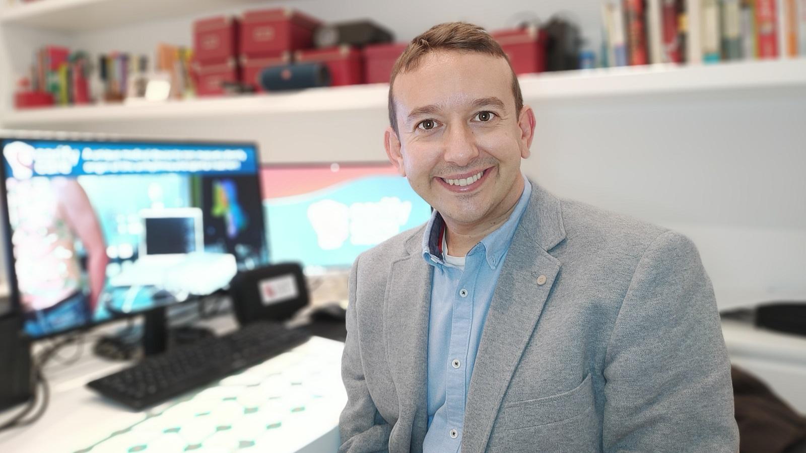 Andreu Climent CEO Corify